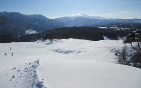 【鶴岡市】羽黒山スキー場12月23日オープン!
