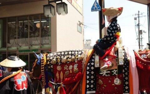 【盛岡市・滝沢市】無形民俗文化財・チャグチャグ馬コが開催されます