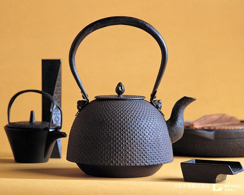 南部鉄器 岩手県の伝統工芸品