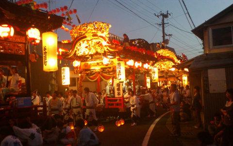 【鹿角市】日本三大囃子・花輪ばやし